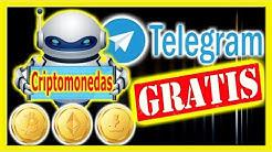 🎯 Bitcoin Gratis Con Telegram Prueba De pago || Criptomonedas Gratis 2020