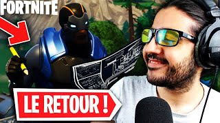 🔴LE RETOUR OF TURBO BUILD GO FULL TOP1 ON FORTNITE!! #CodeCréateur: JOYJOYC