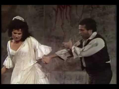 Jose Carreras & Doris Soffel - Carmen - Final Duet - 1984