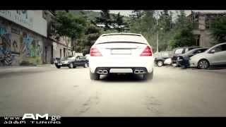 видео Тюнинг AMG S-Class W221
