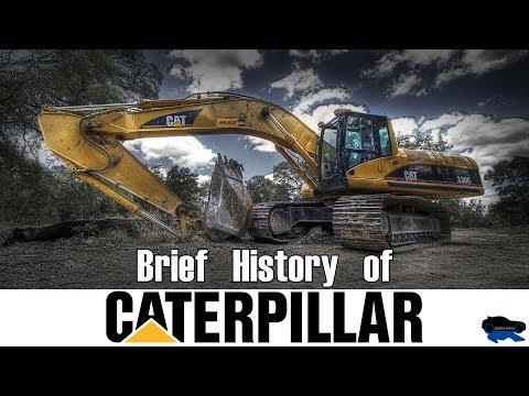 History Of Caterpillar Inc.