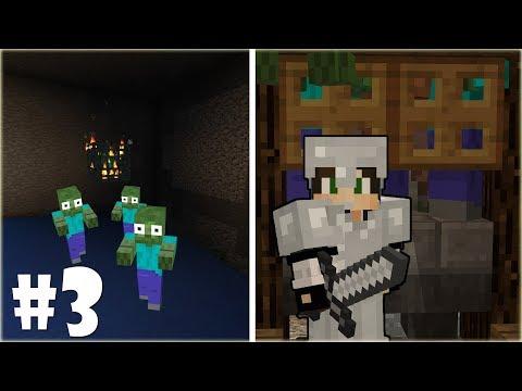SÜPER XP FARMI ! #3   Minecraft PE Survival