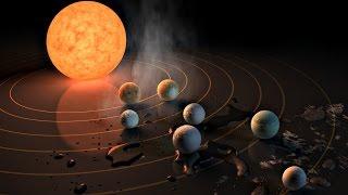 В системе TRAPPIST-1 нашли планеты, пригодные для жизни (новости)