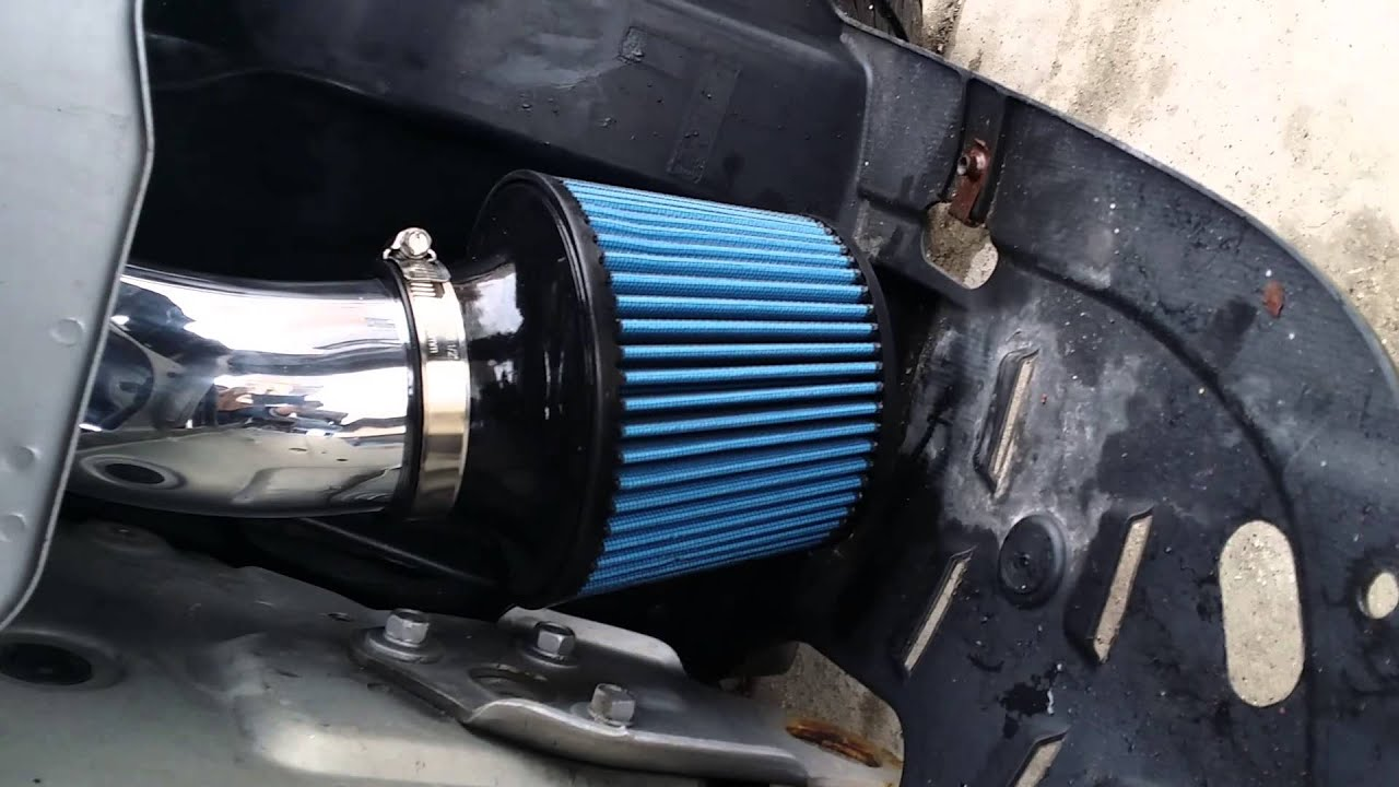 Injen Intake TL Type S YouTube - Acura tl type s cold air intake