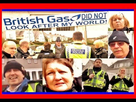 British Gas Warrant of Entry FAIL to Change Gas and Electricity Meters Part 2