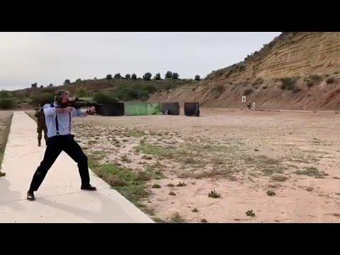 Ortega Smith dice que sus disparos con fusil en Murcia fueron «absolutamente legales»