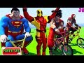 Super Hero Rip-Off Games (really bad)