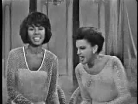 Judy Garland with Diahann Carroll-Rodgers and Arlen Medley