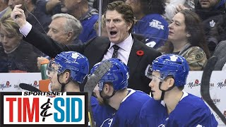 The Bab-Clock Is Ticking For Mike Babcock   Tim and Sid