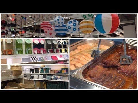 Турция 2019. Цены на еду в ресторане ИКЕА  и мочалки с рекомендациями:).Часть 2.