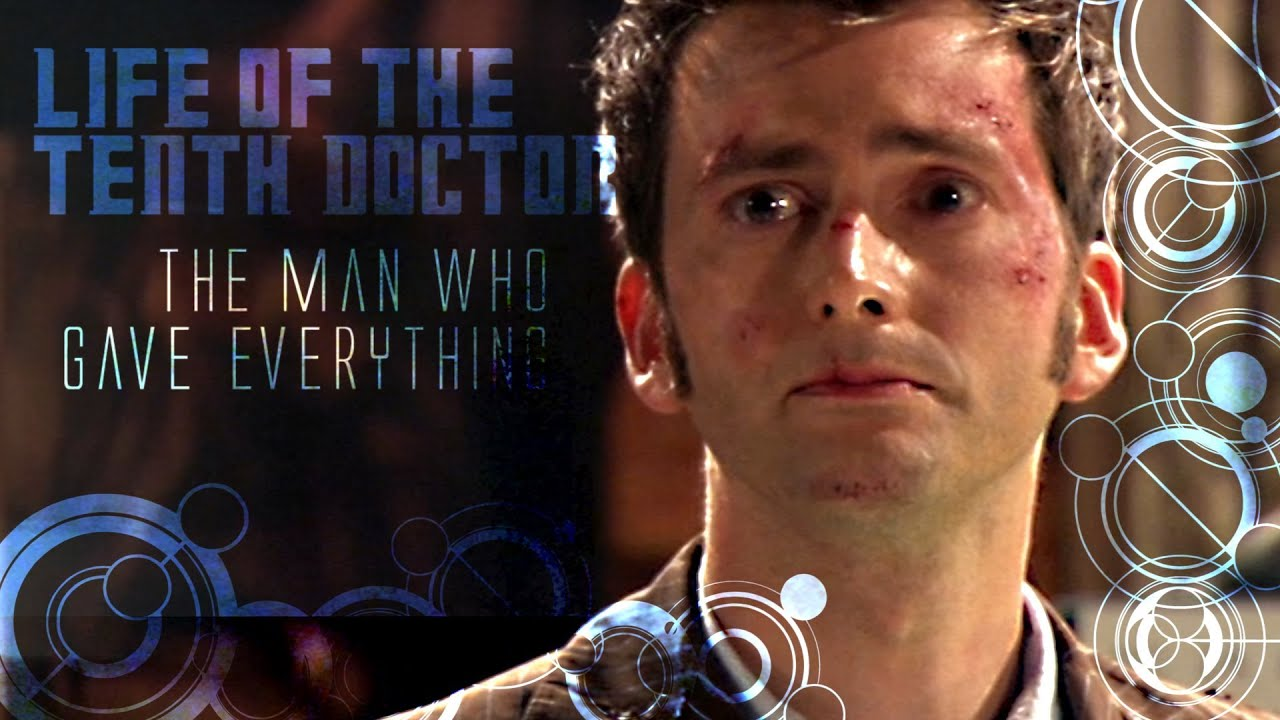 The Tenth Doctor: a Character Study – inhonoredglory