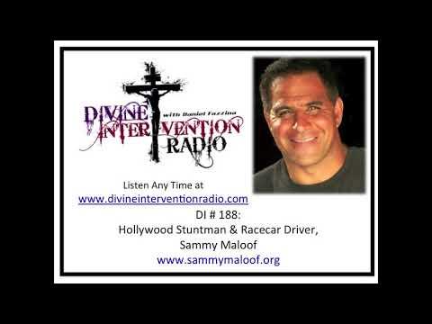 Divine Intervention Radio - Hollywood Stuntman & Racecar Drive, Sammy Maloof