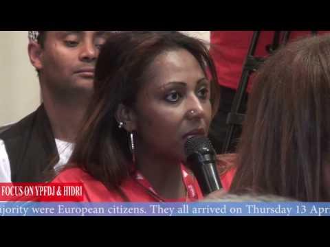 "The vision of EriSpora in the 21st Century ""FOCUS ON YPFDJ & HIDRI"""