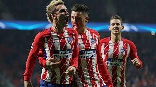 Top 20 Goles del Atlético de Madrid 2017/18