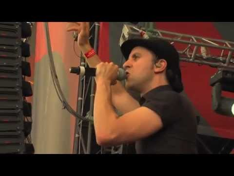 Maximo Park Live - Going Missing @ Sziget 2012