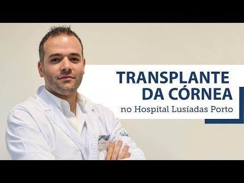 8e5995cdd Transplante da córnea: nova unidade de referência
