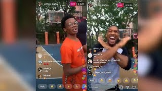 FAN ROASTS ANTHONY JOSHUA IN STREETS OF NYC