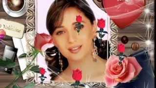 ♫♥♫Udit Narayan & Anuradha♫♥♫_Mera Dil Tere Liye Dhardkta Hai