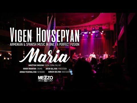 Vigen Hovsepyan - Maria (Ricky Martin) / Live At Mezzo Classic House Club, Yerevan, January 28, 2018