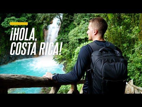 ¡HOLA, COSTA RICA! (ARENAL Y LA FORTUNA) | enriquealex
