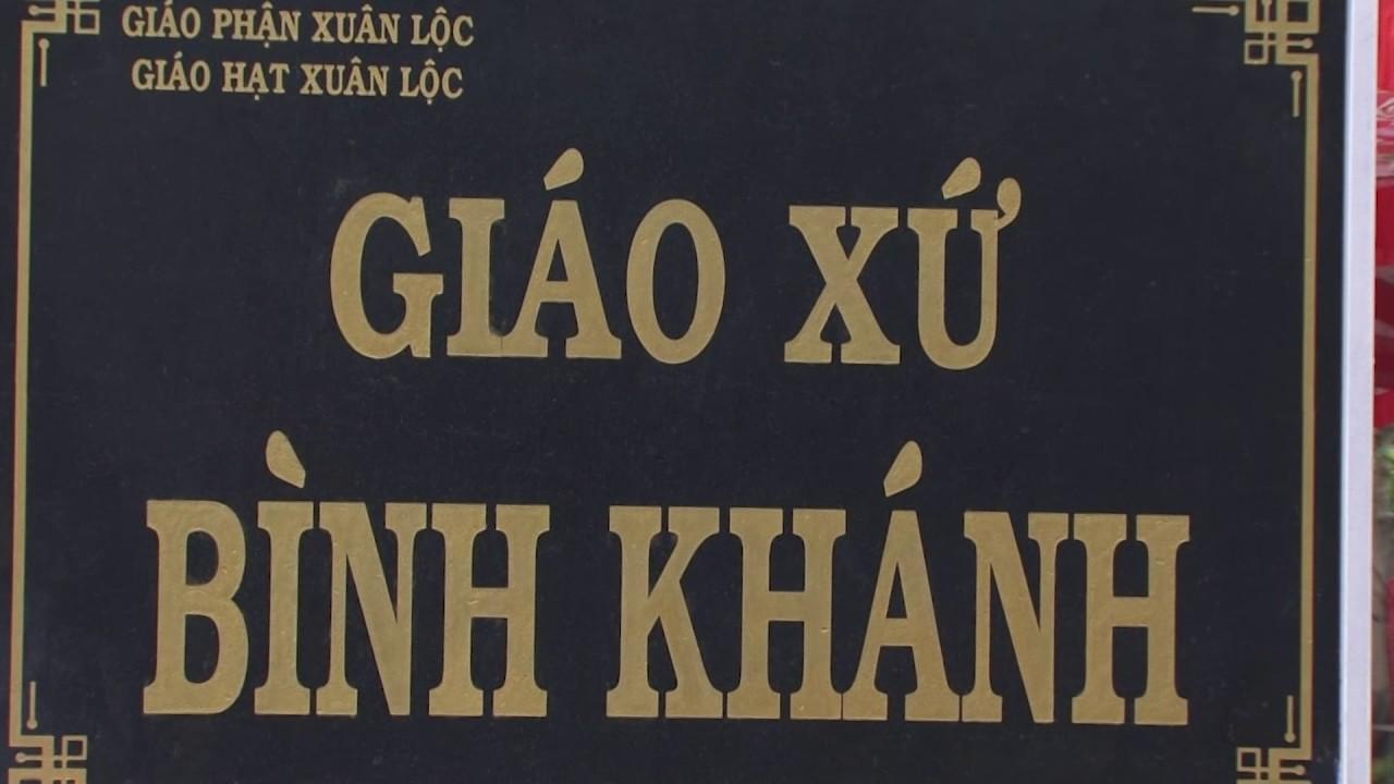 Hoàng Thanh camera – Thánh Lễ Tạ Ơn Cung Hiến Nhà Thờ GX Bình Khánh