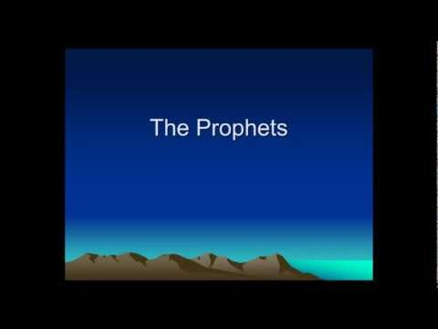 Prophets and Prophecy in Ancient Israel