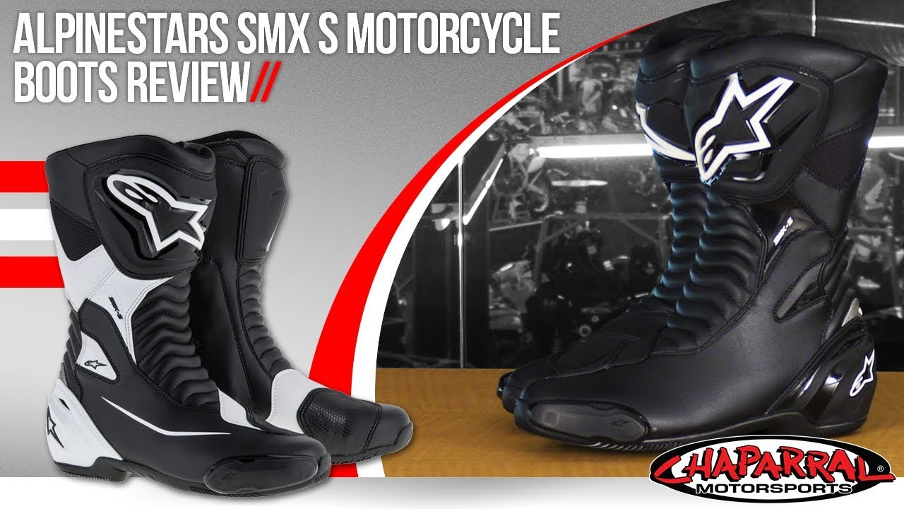 Shop Motorcycle Riding Boots | ChapMoto.com