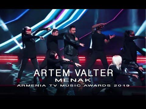 Artem Valter - Menak (ARMENIA TV MUSIC AWARDS SOCHI 2019) [Live]