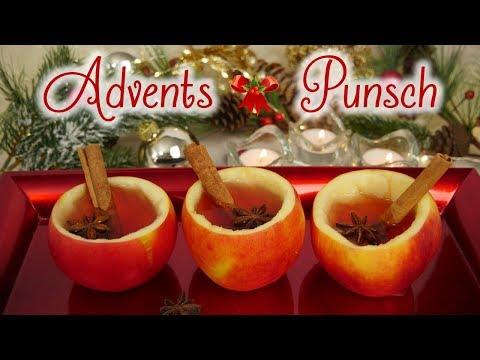 Advents-Punsch | Apfelpunsch | Kinderpunsch Rezept