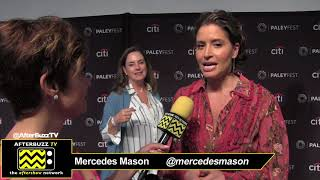 """Gambar cover Mercedes Mason at PaleyFest for """"The Rookie"""""""