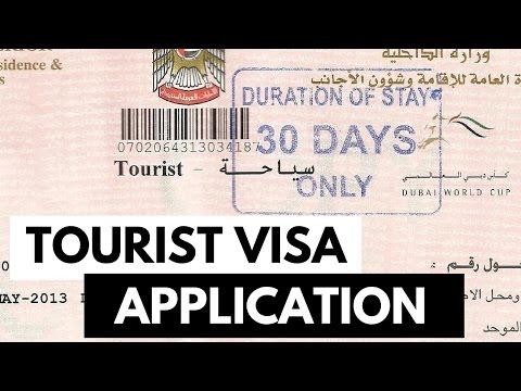 Tourist Visa Application || Buhay sa Pinoy sa Dubai
