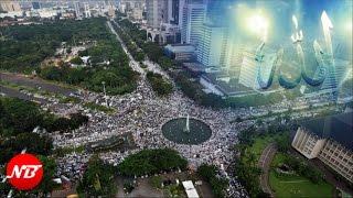 5 Keajaiban Allah Saat Demo Bela Islam 4 November 2016