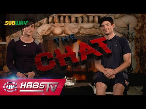 The CHat feat. Carey Price and Brandon Davidson