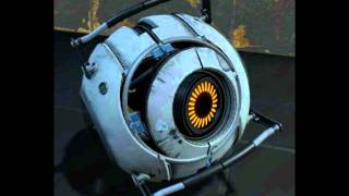 "Portal 2: Core 1 ""The Space Core"" ALL QUOTES"