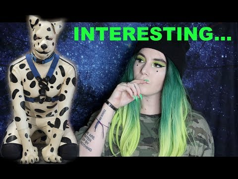 Crazy Weird Internet ep.1: Human Puppy