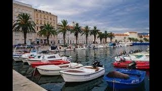 Split, Croatia in Ultra 4K