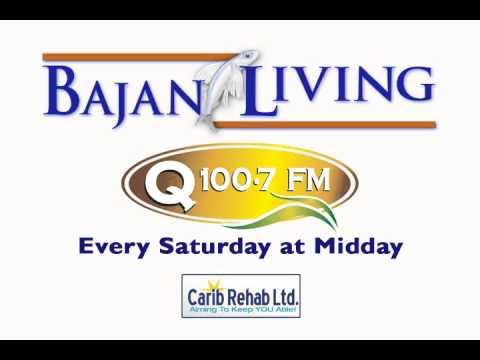 Bajan Living Radio Show  featuring Andrew Pilgrim 15th Nov 2014