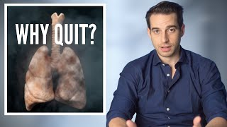 Top 5 Reasons to Quit Smoking (Lung Doctor Explains) | Benefits of Quitting Smoking
