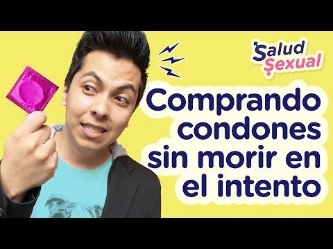 Cómo comprar condones sin morir en el intento