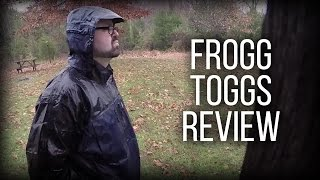 Frogg Toggs Toadz Anura Jacket Review