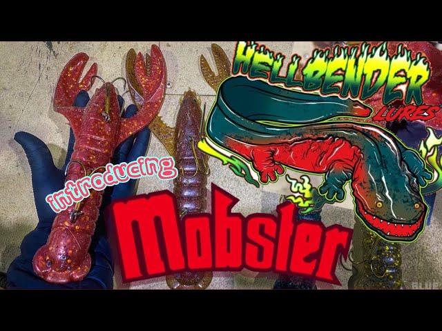 Crazy New Mobster Lobster Musky Bait is EPIC - ft. Hellbender Lures