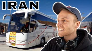 LONG BUS JOURNEY IRAN 🇮🇷 (Complete Guide to Bus Travel in Iran)