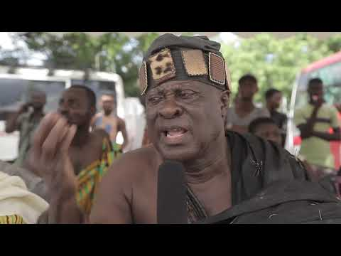 Baffour Kogyawoasu III - Asantehene's Nsumankwaahene explains the meaning of Suamankwaa (MUST WATCH)