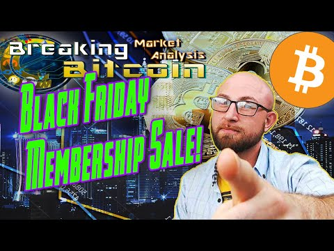 Black Friday Bitcoin!  Big Discount On BTC Or Market Inflection Point?  Russian Spies And EU Banks!