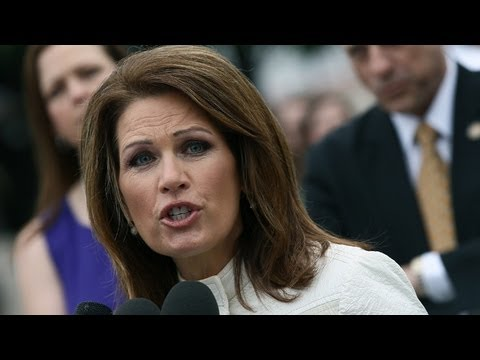 Michele Bachmann Still Pushing Muslim Brotherhood Conspiracy GOP Disaproval
