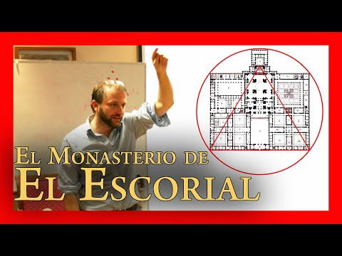 «El Monasterio de San Lorenzo de El Escorial», con Jaime Buhigas