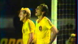 1981 (September 9) Scotland 2-Sweden 0 (World Cup Qualifier).mpg