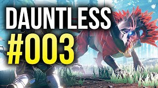 Dauntless [003] Diese Doppelklingen sind echt heftig - Let's Play Dauntless Open Beta