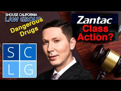 Zantac Litigation - Is it a class action or individual lawsuits?