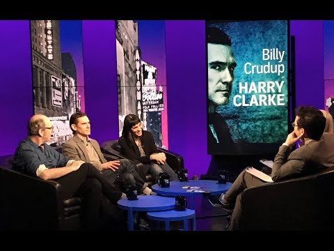 """Theater Talk: """"Harry Clarke"""" with Billy Crudup, David Cale & Leigh Silverman"""